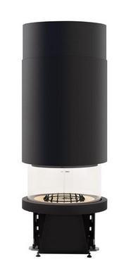 Круглый камин Piazzetta M360 цилиндрический кожух