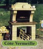 Уличный барбекю Cote Vermeille