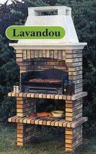 Уличный барбекю Lavandou