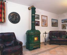 Печь Castellana